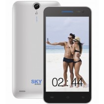 SKY PHONE 5.0S WHITE
