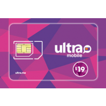 Ultra Orange $19 Sim Card