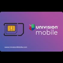 Univision Sim Card